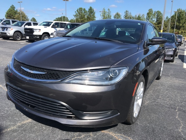 Certified Pre-Owned 2017 Chrysler 200 LX