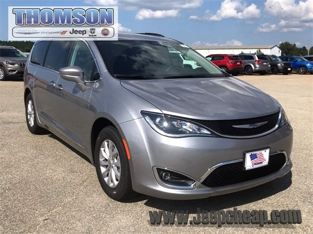 new 2019 chrysler pacifica touring l passenger van in thomson rh jeepcheap com