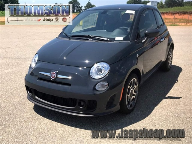 New 2018 Fiat 500 Pop Hatchback In Thomson 218970 Chrysler Dodge Jeep Ram