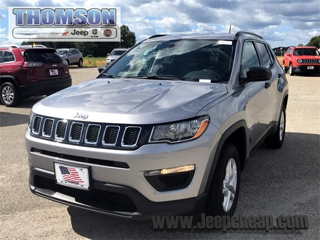 New 2018 Jeep Compass Sport Sport Utility In Thomson 2181236
