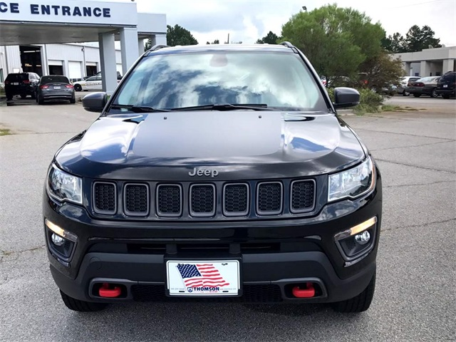 2018 jeep compass trailhawk. beautiful compass new 2018 jeep compass trailhawk with jeep compass trailhawk