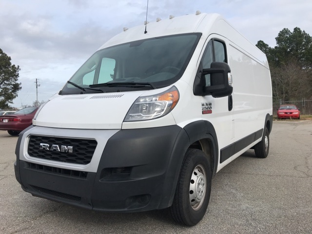 Certified Pre-Owned 2019 Ram ProMaster 2500 High Roof
