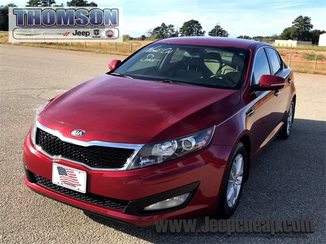 Pre Owned 2013 Kia Optima LX