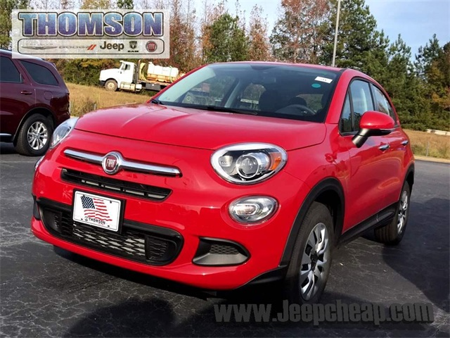 new 2017 fiat 500x pop sport utility in thomson 2171377 thomson chrysler dodge jeep ram fiat. Black Bedroom Furniture Sets. Home Design Ideas