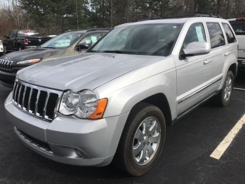 Pre-Owned 2008 Jeep Grand Cherokee Limited