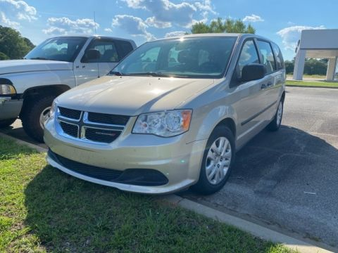 Certified Pre-Owned 2016 Dodge Grand Caravan AVP